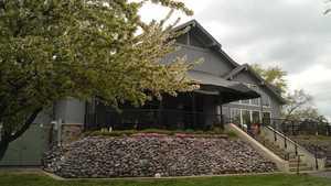 Vernon Hills GC: clubhouse