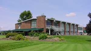 Steubenville CC: clubhouse