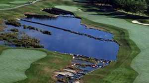 Seneca Hills GC: aerial view