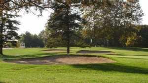 Milham Park GC: #18