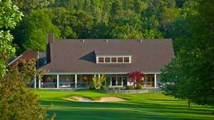 Grants Pass GC: Clubhouse