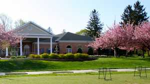 Spring Mill CC: clubhouse