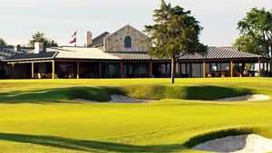 Dallas National GC: Clubhouse