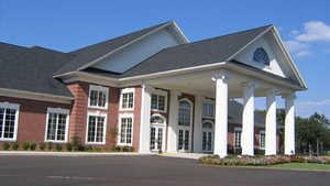 Northridge CC: clubhouse