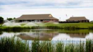 Riverwood National GC: clubhouse