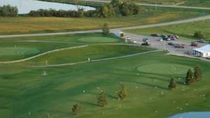 Pine Ridge GC: aerial view