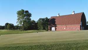 Tanners Brook GC: Clubhouse