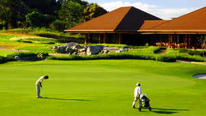 Ayala Greenfield GC: Clubhouse