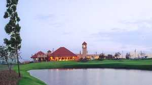 Sherwood Hills GCC: Clubhouse