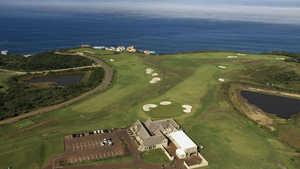 Fynbos GCE: Aerial View