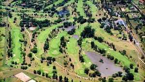 Kyalami CC: Aerial View