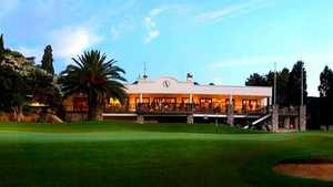 Parkview GC: Clubhouse