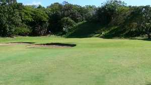 Bluff National Park GC: #6