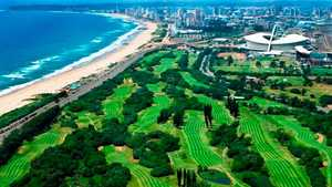 Durban CC - Country Club: Aerial view