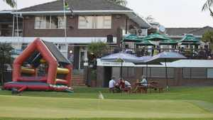 Kloof CC: Clubhouse