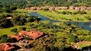 San Lameer CC: Aerial view