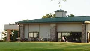 Beaver Creek CC: Clubhouse