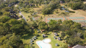 Kruger Park Lodge GC: Aerial view