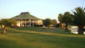 Leopard Park GC: Clubhouse