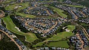 Atlantic Beach GC: Aerial view