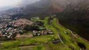 Kleinmond GC: Aerial view