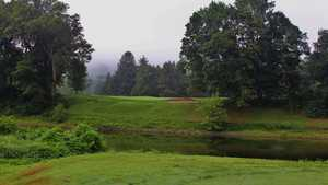 Shawnee Inn and Golf Resort - Red Course - hole 2