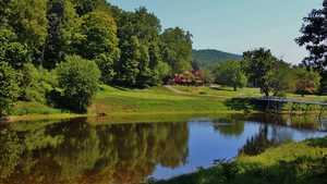 Shawnee Inn and Golf Resort - Blue Course - hole 7
