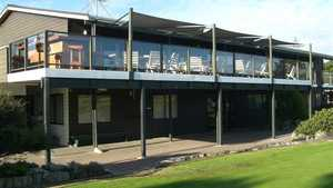 Waitemata GC: Clubhouse