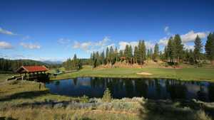 Grizzly Ranch Golf Club - hole 9
