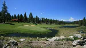 Grizzly Ranch Golf Club - hole 18