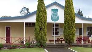 Foxton GC: Clubhouse