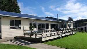 Whangaroa GC: Clubhouse