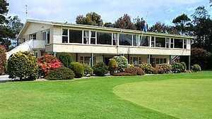 Queens Park GC: Clubhouse