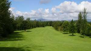 Enniscorthy Golf Club - 7th fairway