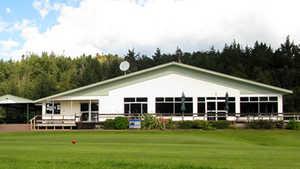 Whangamata GC: Clubhouse