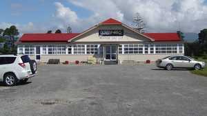 Westport GC: Clubhouse