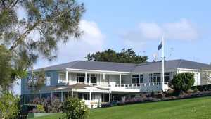 Pupuke GC: Clubhouse