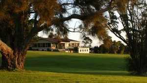 Te Aroha GC: Clubhouse