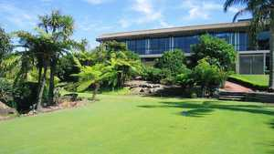 Asquith GC: Clubhouse