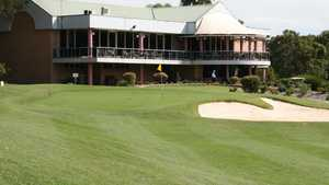 Bardwell Valley GC: Clubhouse