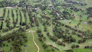 Bega CC: Aerial view