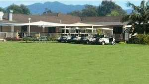 Bellingen GC: Clubhouse