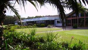 Belmont GC: Clubhouse