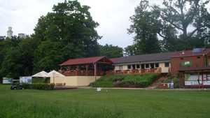 Hluboka nad Vltavou GC: Clubhouse