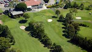 Bexley GC: Aerial view