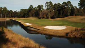 Hilton Head National GC's Weed Nine - view from no. 6