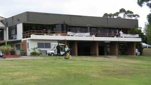 Branxton GC: Clubhouse
