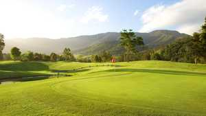 Calderwood Valley GC: #11