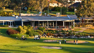 Campbelltown GC: Clubhouse