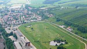 Derby GC Slusovice: Aerial